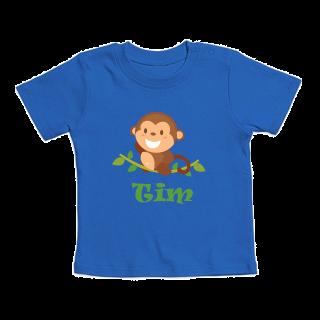 T-shirt | Blauw