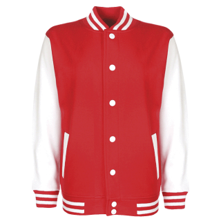 Baseball vest   Rood
