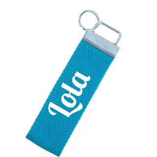 Sleutelhanger | Aqua