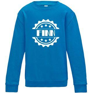 Sweater | Blauw