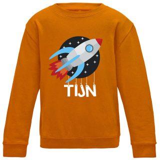 Sweater | Oranje