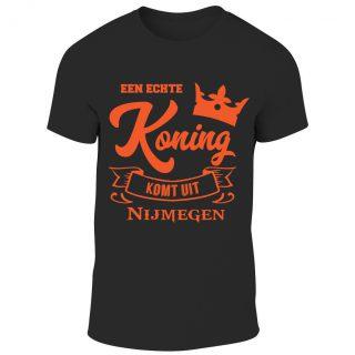 T-shirt Koningsdag| Heren