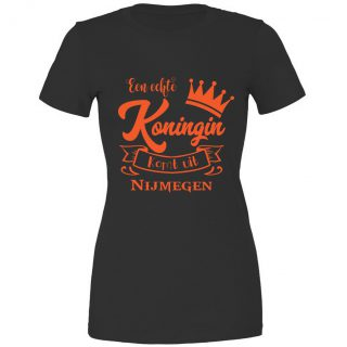 T-shirt Koningsdag| Dames
