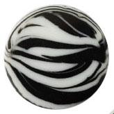 Zebra wit